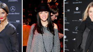 Diese Ladys kamen lässig zur Berlin Fashion Week