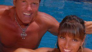 13 Jahre her: Dieter Bohlen zeigt hier süßes Foto mit Carina