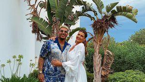 Novalanaloves Hochzeit: Dieser Moment rührte sie zu Tränen