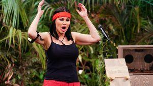 Kurz vorm Dschungelshow-Finale: Ist Djamila schon nervös?
