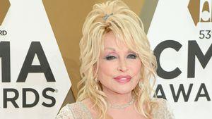 Für alles gewappnet: Dolly Parton schläft stets mit Make-up