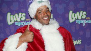 Im X-mas-Fieber: Donald Faison wird zu Santa Claus
