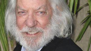 Donald Sutherland: Hunger Games-Skript ist perfekt