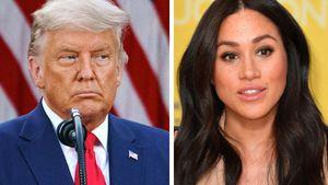 """Taugt nichts"": Donald Trump schießt gegen Herzogin Meghan!"