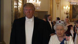 Nächster Fail: Donald Trump vergisst, was er Queen schenkte!
