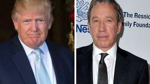 Donald Trump und Tim Allen