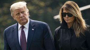 Krise? Melania Trump widmet Donald keinen Valentinstags-Post