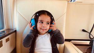 Neues Instagram-Video: So groß ist Dream Kardashian schon