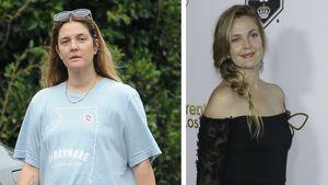 Drew Barrymore: Dank dieser Methode verlor sie fast 10 Kilo!