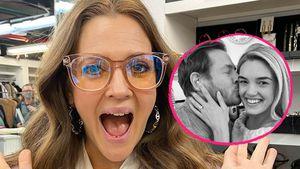 Drew Barrymore schwärmt von der Verlobten ihres Ex-Mannes!