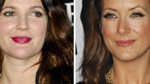 Drew Barrymore & Kate Walsh mit Statement-Ketten