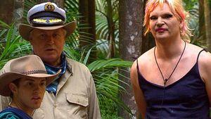 Camp-Neuzugang Klaus wird von Olivia eingeführt