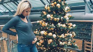 Mit riesigem Babybauch: DSDS-Monique Simon ist schwanger!