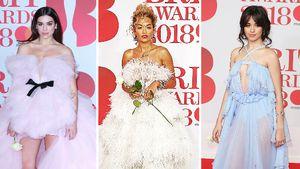 Rosen & Pastell-Farben: Styler-Alarm bei den BRIT Awards!
