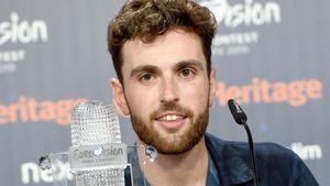 Positiv getestet: ESC-Gewinner Duncan fehlt bei Liveshow