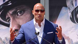 """Diese Rede hielt """"The Rock"""" auf der Beerdigung seines Vaters"""