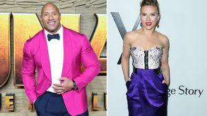 The Rock & Scarlett Johansson sind bestbezahlte Filmstars