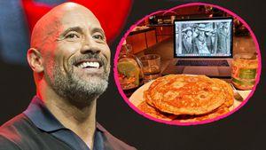 Pancakes statt Governors Awards: The Rock gönnt sich Ruhe!
