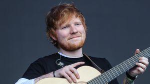 """""""Happy Birthday"""": Ed Sheeran singt Bruno Mars Ständchen!"""