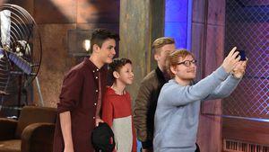 Ed Sheeran bei The Voice Kids