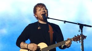 Für seine Frau Cherry: Ed Sheeran legt längere Pause ein!