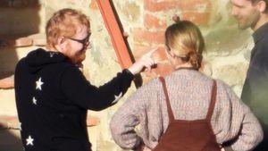 Während Auszeit: Ed Sheeran verbringt Liebes-Trip mit Cherry