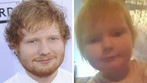 Ed Sheeran und Isla Walton