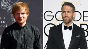 Ed Sheeran und Ryan Reynolds