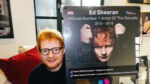 Ed Sheeran ist erfolgreichster Künstler des Jahrzehnts!