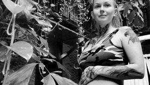 Da ist der Bauch: Edith Stehfest teilt erstes Schwanger-Foto
