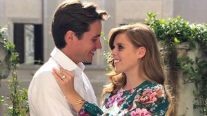 Prinzessin Beatrice soll ihren Edoardo geheiratet haben!