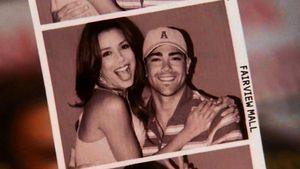 """Im Fotoautomaten mit """"John"""": Eva Longorias Throwback-Pic"""