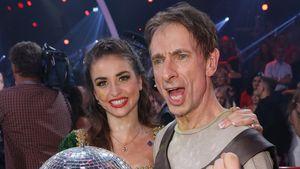 """Nach Ingolfs Sieg: So ausgelassen feiern """"Let's Dance""""-Stars"""