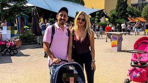 In einigen Jahren: Sarah Bora und Eko Fresh planen mehr Kids
