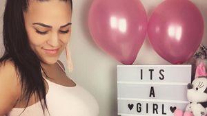Schwangere Elena Miras ganz aufgeregt: Es wird ein Mädchen!