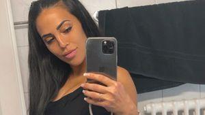 Wahnsinnskörper! Elena Miras heizt Fans im sexy Negligé ein!