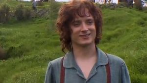 """Der Hobbit""-Video: Elijah Wood & Co. am Set!"