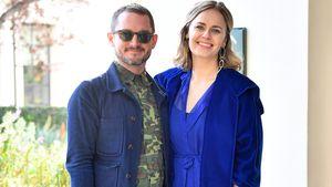 Elijah Wood und Mette-Maries Baby soll auf der Welt sein