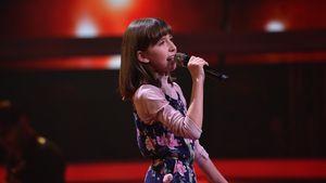 """Zweiter Versuch: """"The Voice Kids""""-Elin begeistert Coaches!"""
