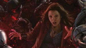 The Avengers: Elizabeth Olsen liebt Scarlet Witch