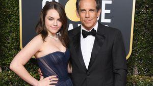 Ben Stiller ging mit Tochter Ella (16) zu den Golden Globes!