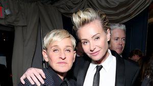 Sie waren zu Hause: Einbruch bei Ellen DeGeneres und Portia!