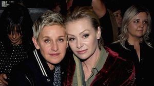 So verliebt: Ellen DeGeneres feiert elften Hochzeitstag