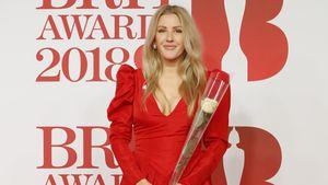 Total bodenständig: Ellie Goulding fährt mit U-Bahn zur Gala