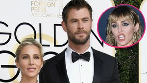 Chris Hemsworth und Elsa: Miley soll Liam in Ruhe lassen!