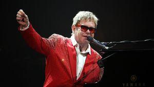 Elton John ist krank: Seine Konzerte sind vorerst abgesagt!