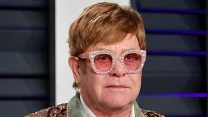 Elton John ganz offen: So schlimm war seine Drogen-Phase!