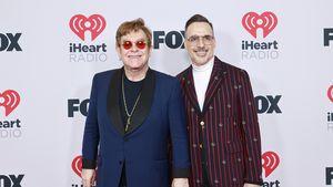 Mann David verrät: So geht es Elton John nach seinem Sturz