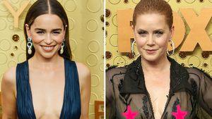 Hatten diese beiden Ladys die heißesten Emmy-Dekolletés?