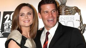 Bones, Emily Deschanel und David Boreanaz